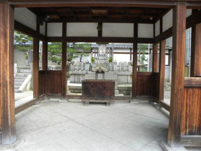 Honnouji Oda Nobunaga tomb
