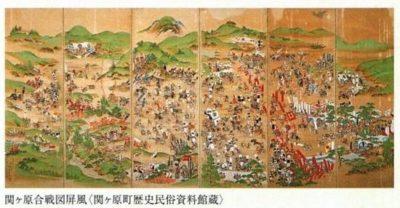 関ヶ原の戦、勝敗を分けた要因1(秀吉の死後、派閥争いと家康の台頭)